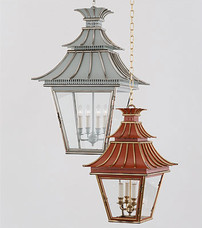 Pagoda Lantern, Charles Edward Lighting