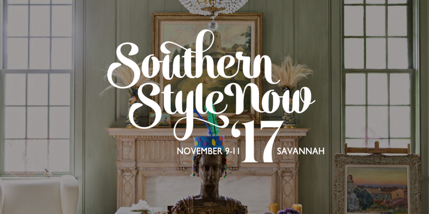 Southern Style Now Antiques Tour- Toma Clark Haines - The Antiques Diva