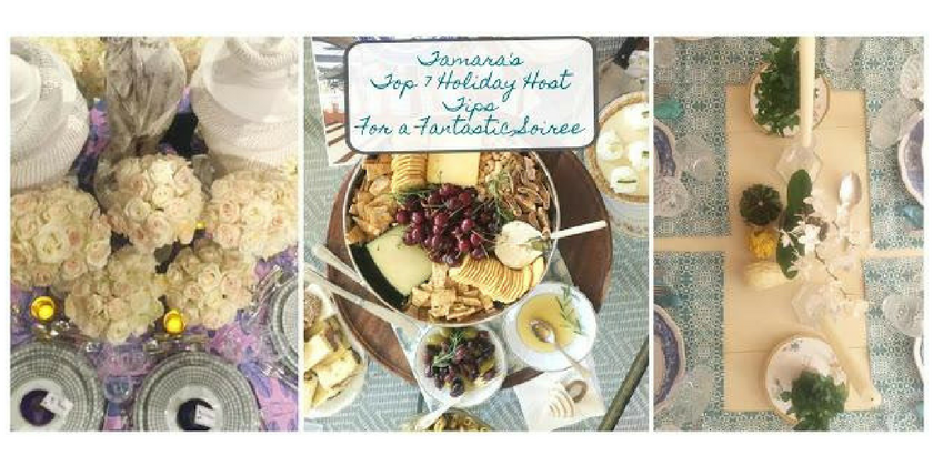 Tamara's Top 7 Holiday Host Tips for a Fabulous Soiree | Toma Clark Haines | The Antiques Diva