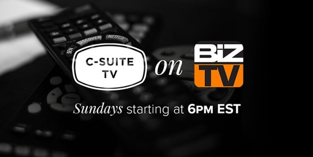 C-Suite TV on BIZ TV