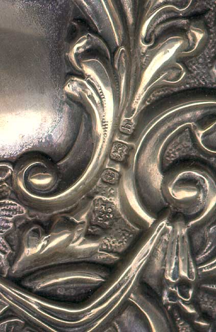Understanding Hallmarks In Victorian Silver The Antiques