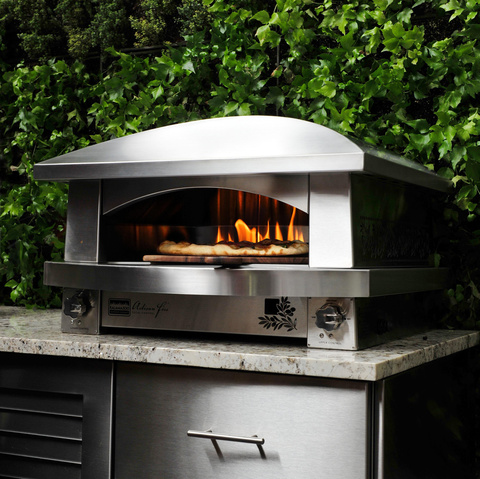 Fire Pizza Oven