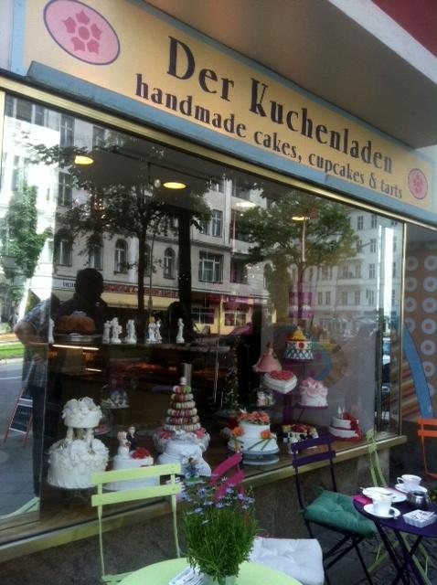 Cupcakes in Berlin
