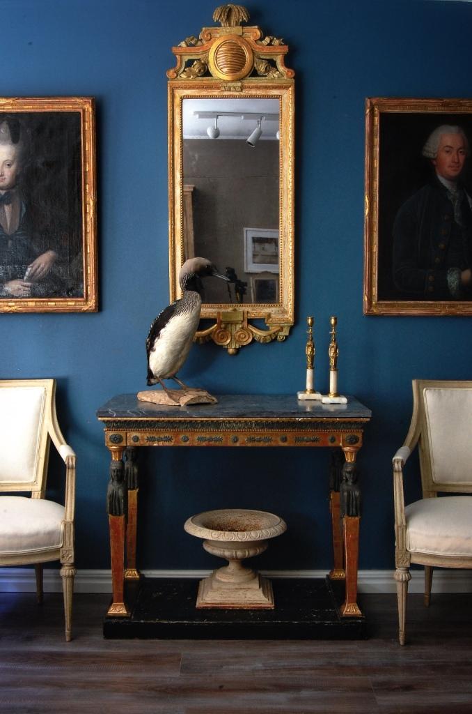 Daniel Larsson.  Swedish Antiques