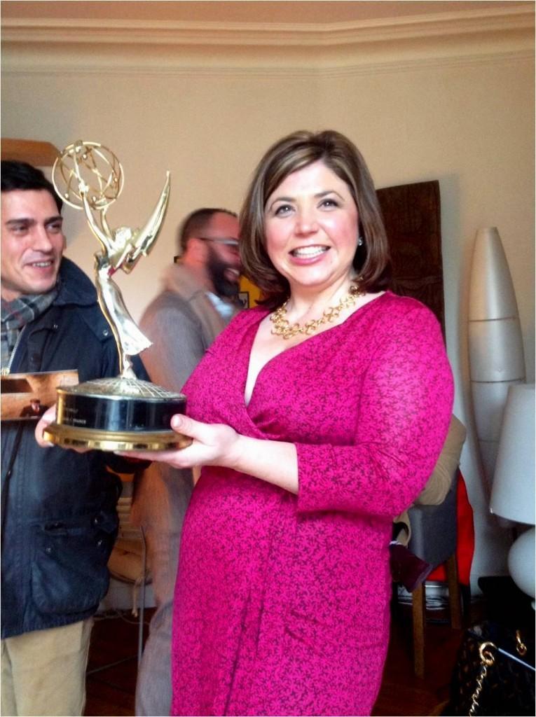 Toma Haines Emmy Award