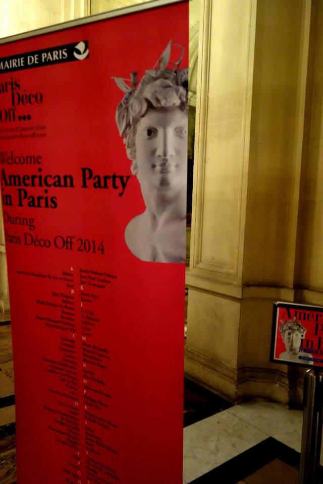 Deco Off Americans in Paris Party 2