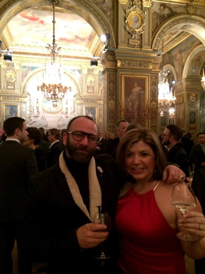 Deco Off Americans in Paris Party