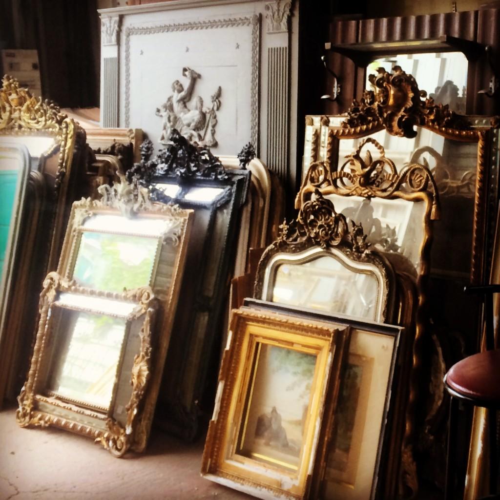 Antiques, Paris Antiques, French Antiques