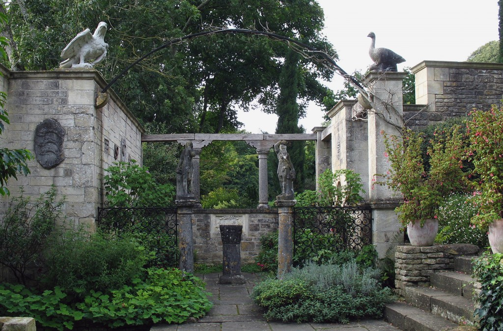 english garden, Antiques diva