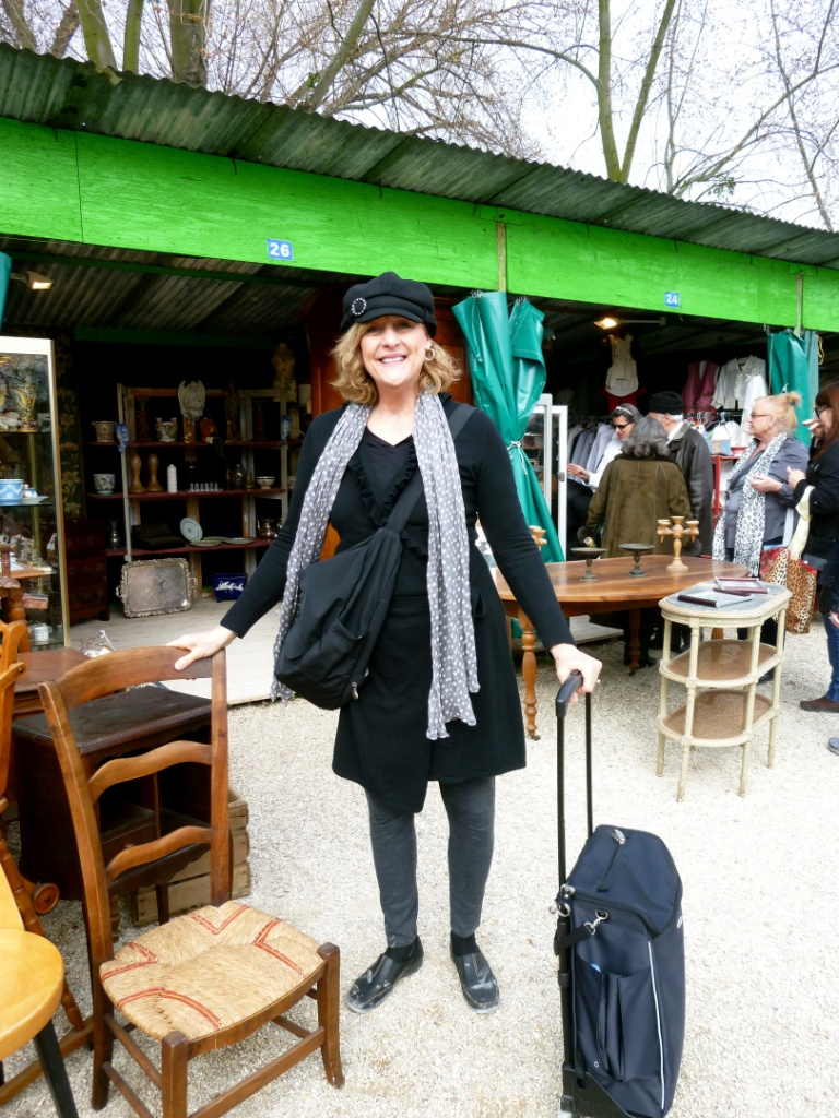 Flea  Marketing Tips, Buying antiques in Europe, Sourcing antiques in France, Brocante, Paris Flea Market, The Antiques Diva