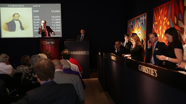 christies Auction