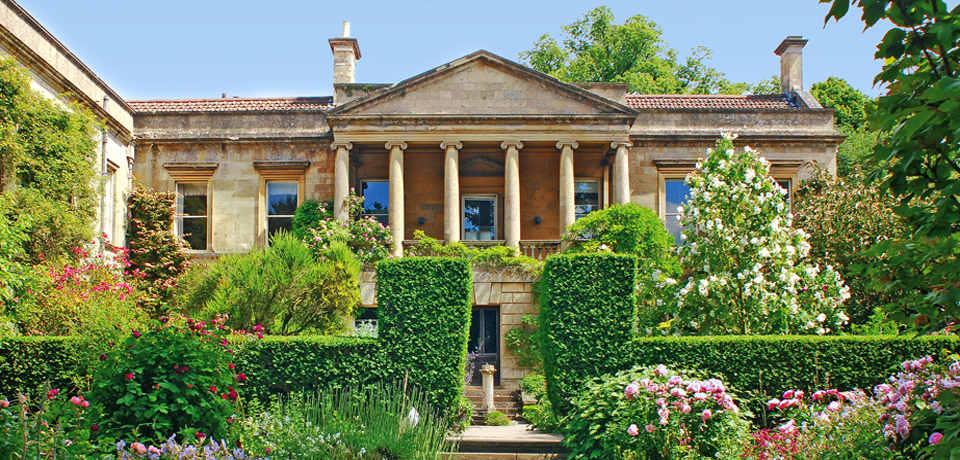 english gardens, antiques diva