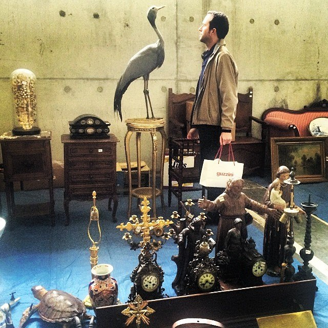 Andrew Skipper Everyday, The Antiques Diva, Vintage Top Hat, Antique Buying Tours in Europe
