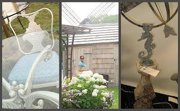 Nest by Tamara, Tamara Matthews-Stephenson, Antiquing in The Hamptons, The Antiques Diva, East Hampton Antique Show, Mulford Farm, Gabby Stephenson