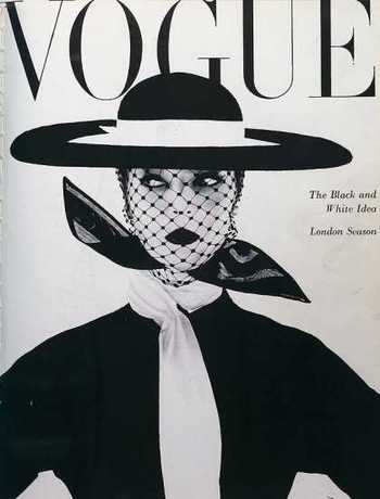 Decorating With Vintage Vogue Magazine Covers Archives