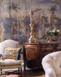 eric ross, Eric Ross, Ruthann Ross, Must Haves for Antique Collectors, Tennessee Interior Designer, Slipper Chair, Bergere Chair, Chinoiserie, Decorating with Antiques