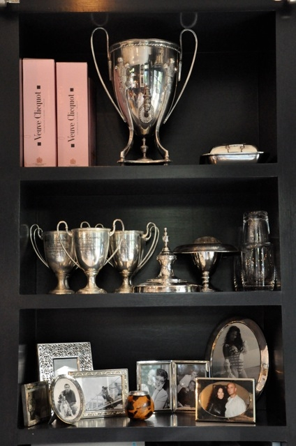 Antique Trophies, Repurposing, Sourcing Antiques in Europe, The Antiques Diva, Unusual Flower Vases