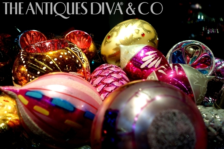 antique christmas ornaments - Antique Christmas Decorations