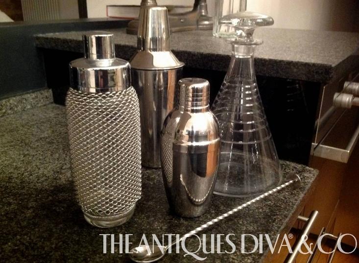home bar setup Archives - The Antiques DivaThe Antiques Diva