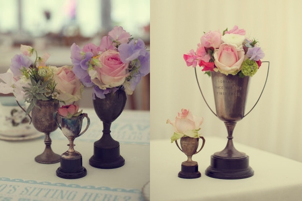 Derby-Trophy-Inspiration, Antique Trophies, Repurposing, Sourcing Antiques in Europe, The Antiques Diva, Unusual Flower Vases