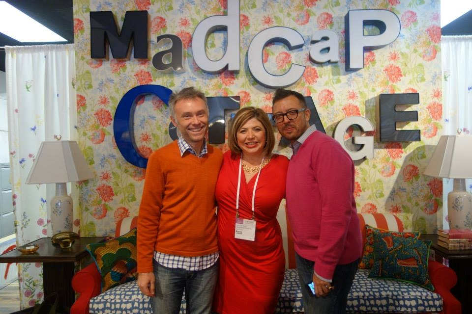 The Antiques Diva, Toma Clark Haines, Year in Review, High Point Market, Antique & Design Center, Mad Cap Cottage
