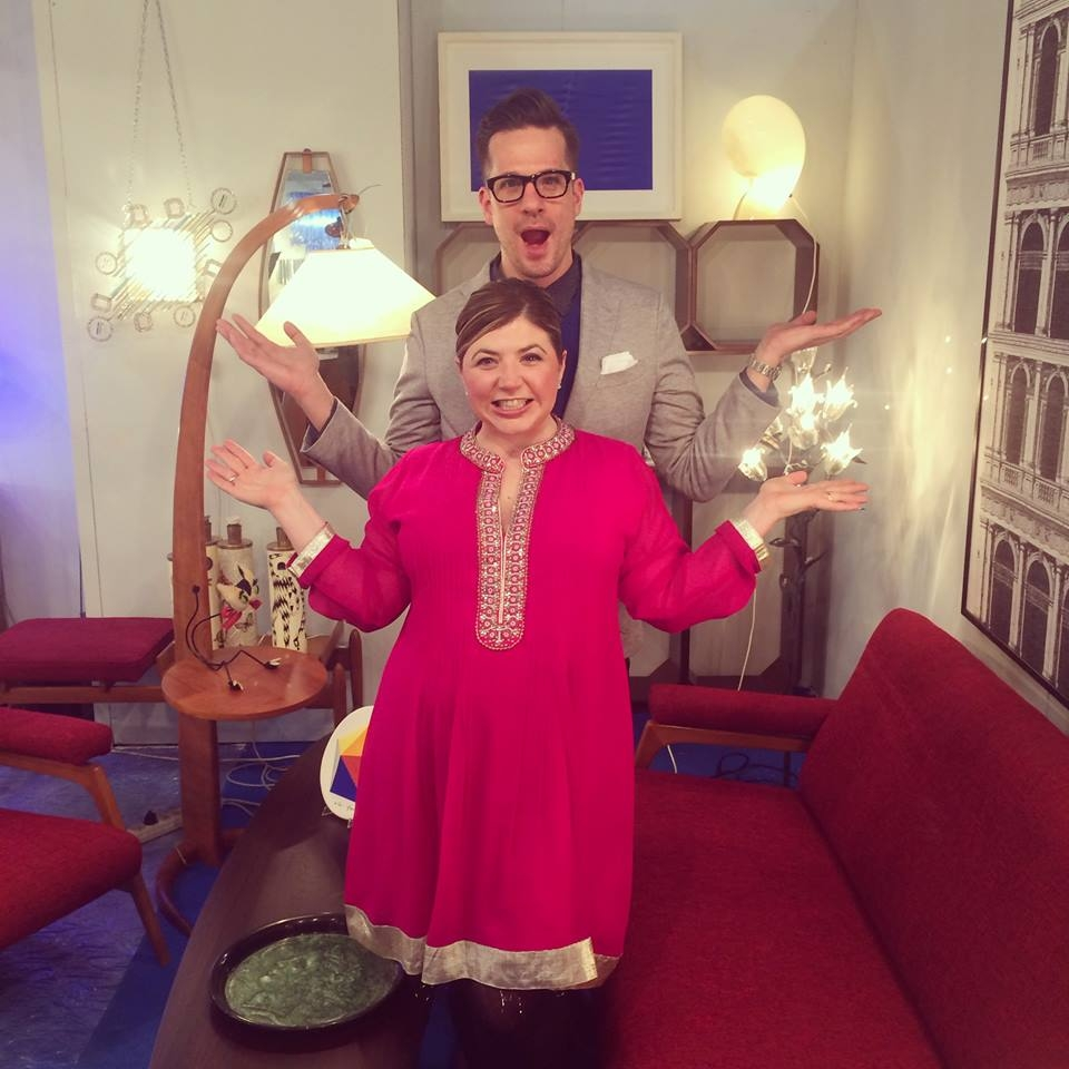 The Antiques Diva, Toma Clark Haines, Year in Review, Jon Call, Mercanteinfiera, Parma Antiques Fair,