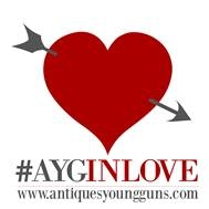 AYGINLOVE, Antiques Young Guns, Pop Up Stores, London Antiques, Lillie Road, George Johnson
