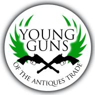 Antique Young Guns, Andrew Skipper, U.S. Antique Shows, The Antiques Diva, Pier Antique Show, Gail McLeod