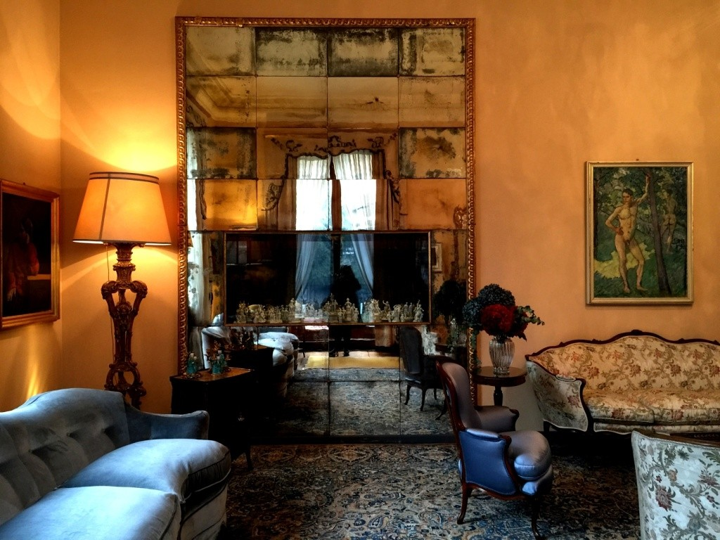 Villa Necchi Campiglio, Toma Clark Haines, The Antiques Diva, Mercanteinfiera, Parma Art and Antiques Fair, John Eason, Jennifer Mehditash, Caleb Anderson, Milan Architecture and Design, Portaluppi, Italian Design
