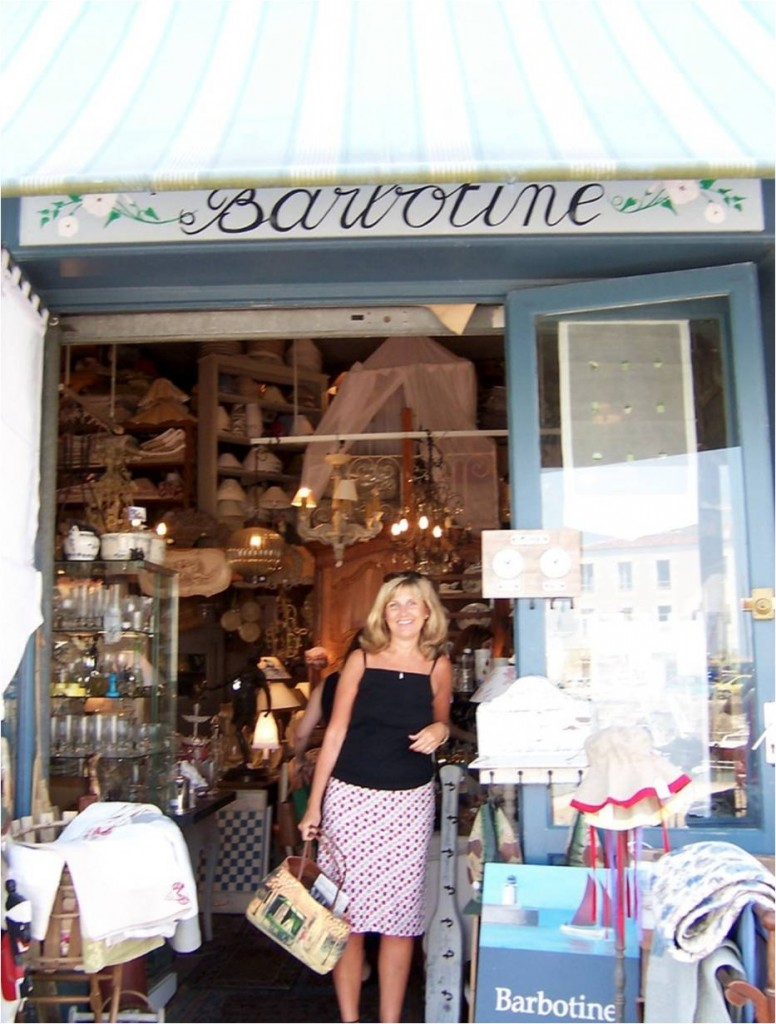 Ile de Re, Salted caramel, Catherine Russell, Hire Catherine, Girls Trip in Europe, Salt Fields, Barbotine, Weekend Trips from Paris, Antique Candelabra, Antique Chandelier, The Antiques Diva, Toma Clark Haines