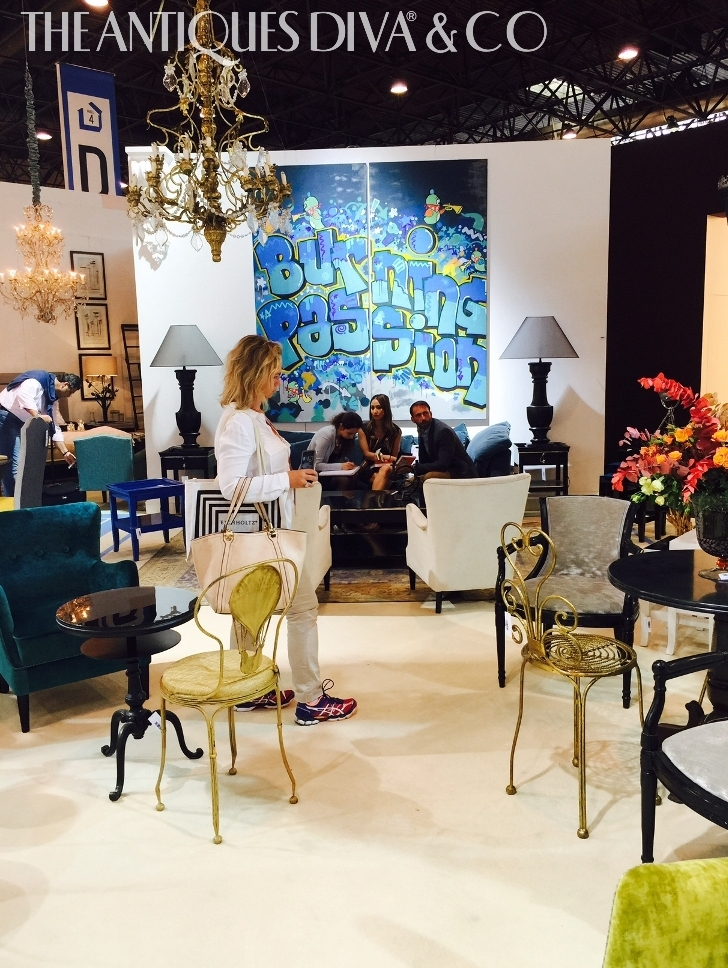 Maison Objet, Top Design Fairs, Lori Lassen, At Home Berlin, Christian Lemke, Justyna Walzcak, Re-Vamp.de, Tips for Maison Objet, How to get to Maison Objet, Toma Clark Haines, Antiques Diva Tours,