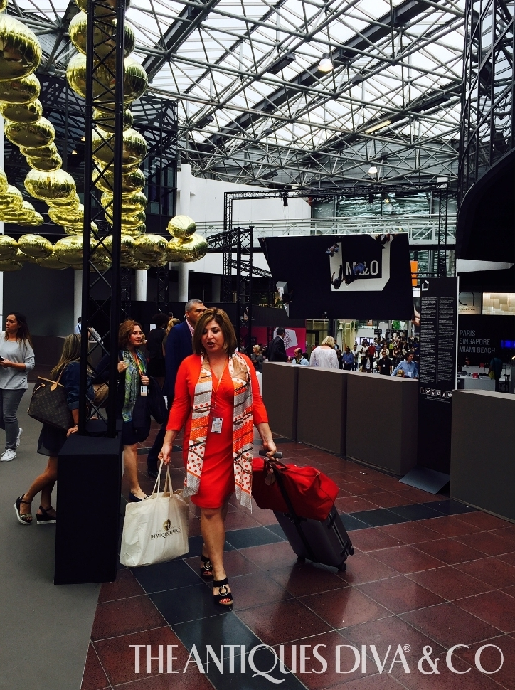 Maison Objet, Top Design Fairs, Tips for Maison Objet, How to get to Maison Objet, Toma Clark Haines, Antiques Diva Tours,