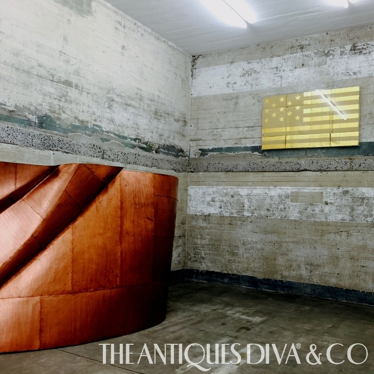 Boros Collection Berlin, WWII Bunker, Christian Boros, Toma Clark Haines, The Antiques Diva, Internations, Top 10 Things to See in Berlin, Art Collections in Berlin, Berlin Penthouse