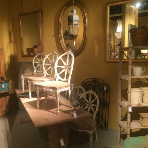 Lorfords Antiques at Babdown Airfield designs service and residential projects