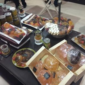 Treats from Provence glacé fruit and small treats