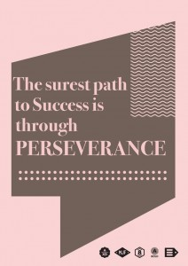 Entrepreneur Series- Starting a Company The path to Success is Perseverance