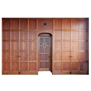 Tudor Antiques wood panel Tudor period