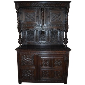 Tudor Antiques Oak Tudor Piece