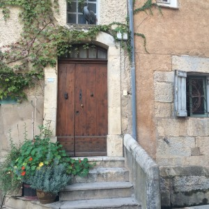 An Afternoon in Cotignac French Village
