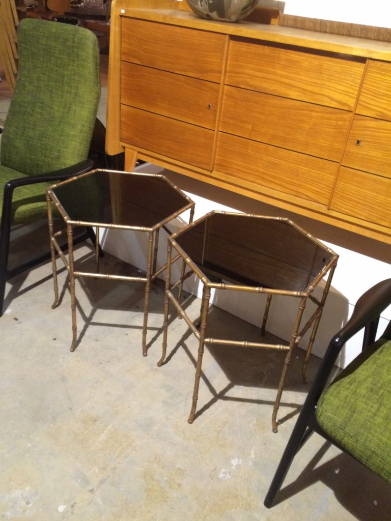Mid-Century in Belgium-side tables