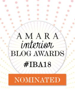 The Antiques Diva & Co Amara Interior Blog Awards #IBA18 Nominee