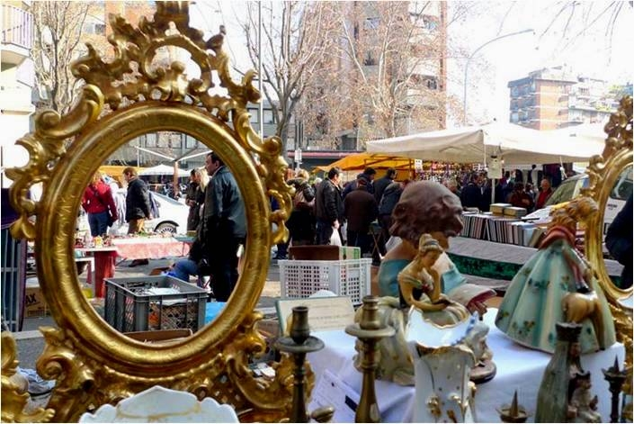 Paris brocantes, flea markets, and vide greniers
