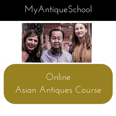 Online Asian Antiques Course