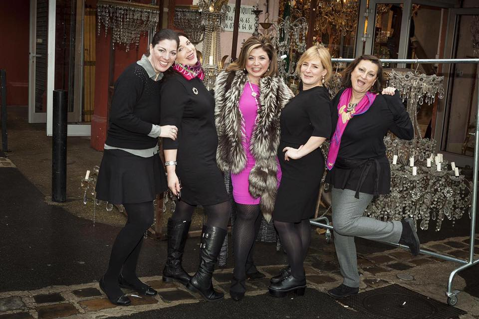 The Antiques Diva and Paris Diva Guides