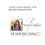 Toma Clark Haines Brand Ambassador Pandora de Balthazar