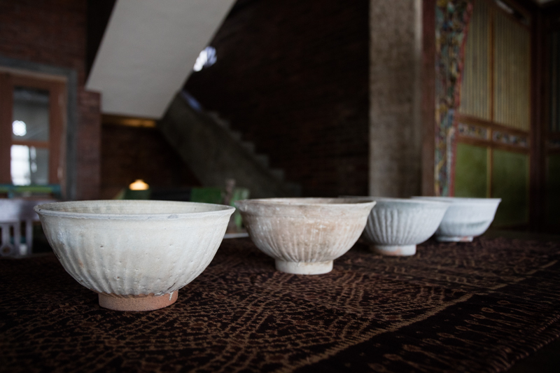 Ancient Chinese Ceramics Salvaged From a Ship Wreck: Indonesia Antique Buying Tours with The Antiques Diva & Co