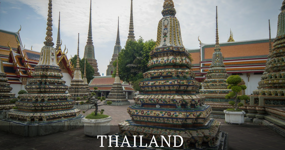 Wat Po Thai Temple Thailand Antiques Buying Tours with The Antiques Diva & Co
