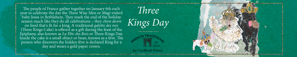 Lolo French Antiques French Christmas Traditions Three Kings