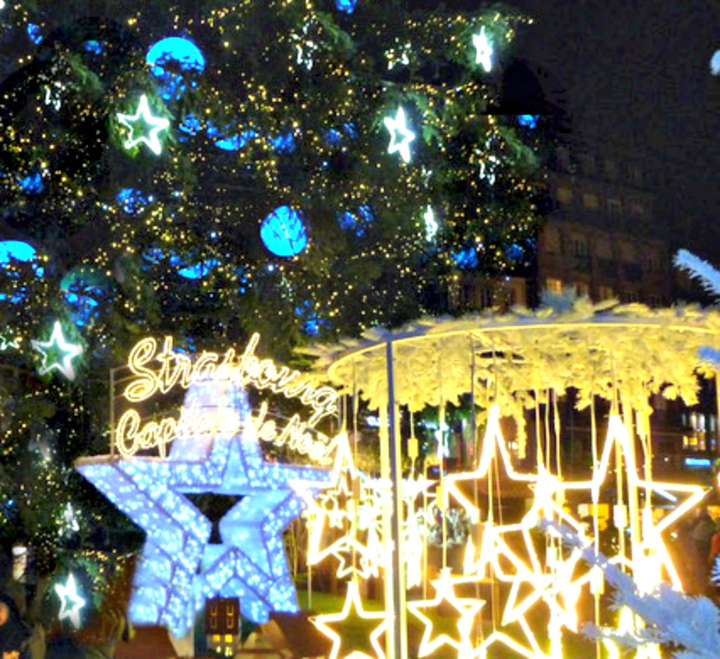 Lolo French Antiques Strasbourg Marche de Noel