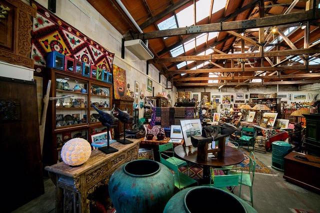 Oasis Oamaru in New Zealand